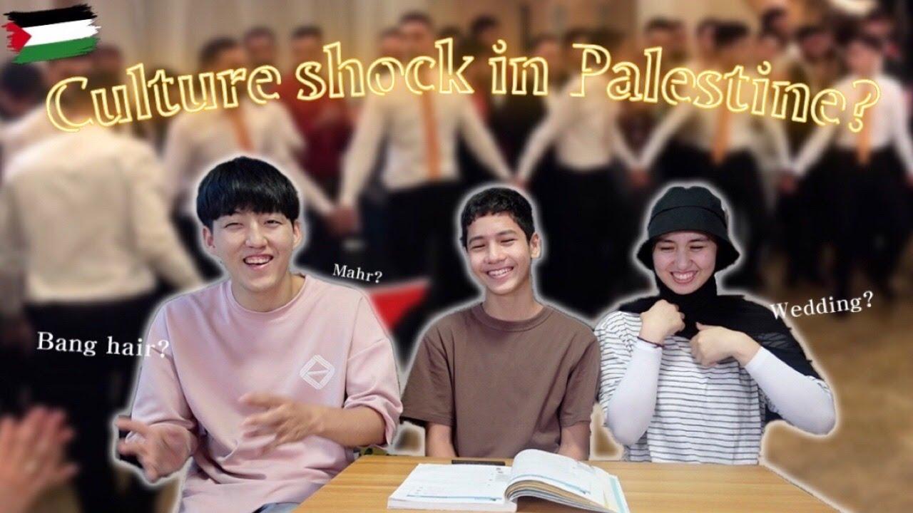 Culture Shock in Gaza, Palestine?!