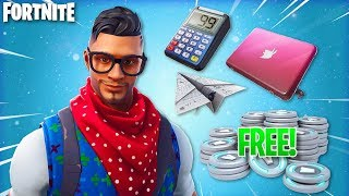 NEW SKIN BUNDLE in Fortnite Battle Royale! (FREE Fortnite Skin!)