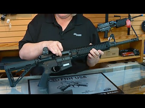 What Is An AR-15? A Look At the Rifle