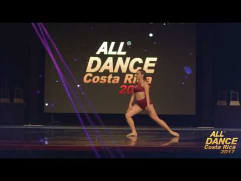 ALL DANCE COSTA RICA 2017 - CODIGO 99