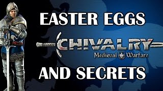 chivalry Medieval Warfare Easter Eggs And Secrets HD