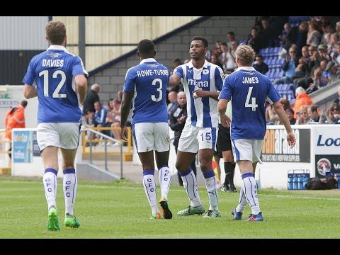 CHESTER FC TV: Chester 1-1 Port Vale | The Highlights
