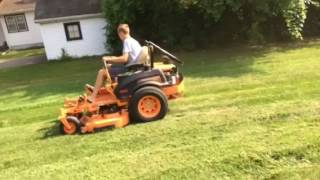 Lawn Care - Gravely Chute Blocker Review