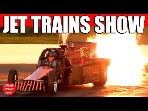2012 Night of Fire Jet Cars Drag Racing Onboard Camera Dragster USA Lebanon Valley Dragway Videos