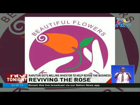 Karuturi gets willing investor to revive floriculture business