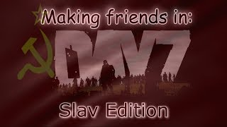 Dayz in the life of Nikolai (xbox one game preview