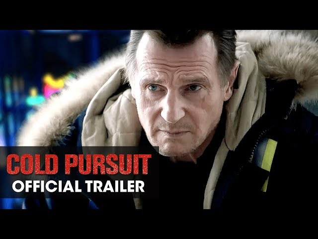 Cold Pursuit (2019 Movie) Official Trailer - Liam Neeson, Laura Dern, Emmy Rossum