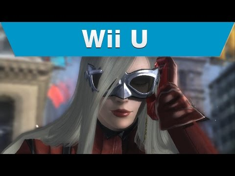 Wii U - Bayonetta 2 - The Time has Come Trailer