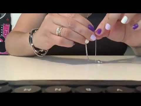 HOW TO ADD On Pandora Sliding Bracelets (charms And/or Beads)