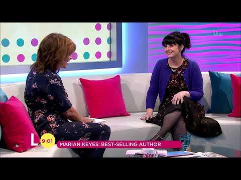 Lorraine Talks to Author Marian Keyes   Lorraine