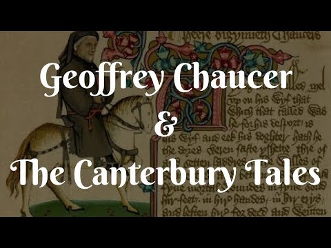 Geoffrey Chaucer & The Canterbury Tales | Social Studies Project