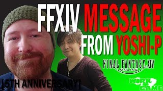 Message From Yoshi-P and Brian [FFXIV 5 Year Celebration]
