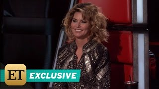 EXCLUSIVE: Shania Twain Goes Total Fangirl Over Gwen Stefani and Blake Shelton