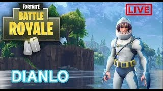 Family Friendly Fortnite // Dianlo and The KGF_Community // 400% EXP BOOST