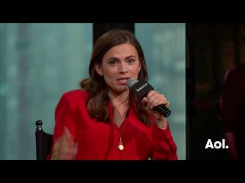 "Hayley Atwell Discusses The ABC Show, ""Conviction"" 