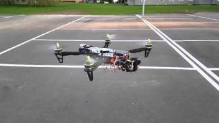 Diatone White Sheep quadcopter