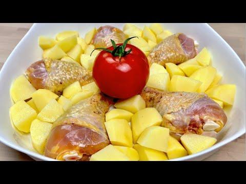 Download Le poulet n'a jamais été aussi délicieux! Je ne peux pas m'arrêter de cuisiner ce plat #128