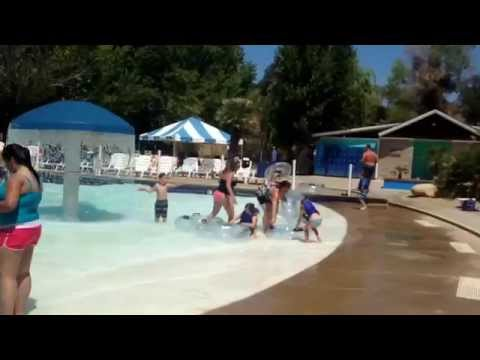 Our day trip to Ravine water park in Paso Robles ca