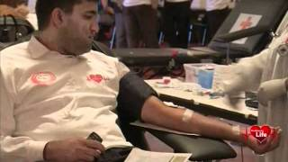 Muslims for Life Campaign, Capitol Hill Blood Drives September 7th, 9th 2011 (News Report)