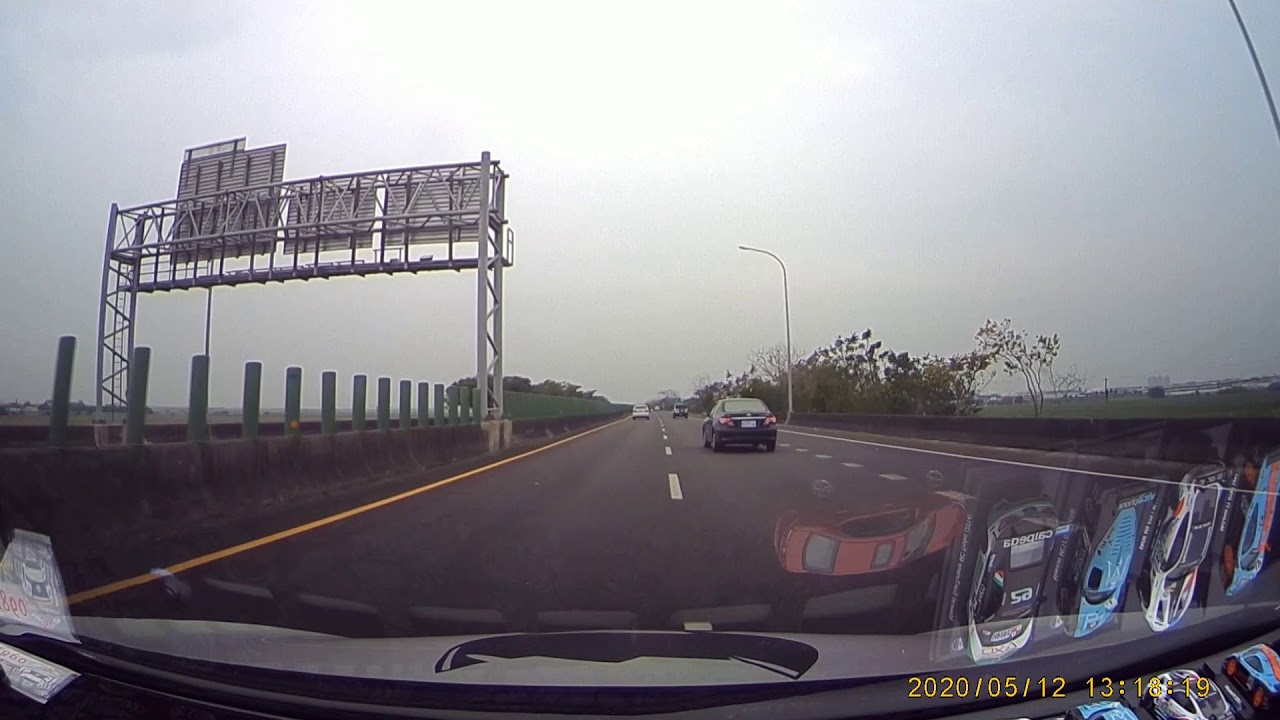 82快速道路之機車逆向 - YouTube