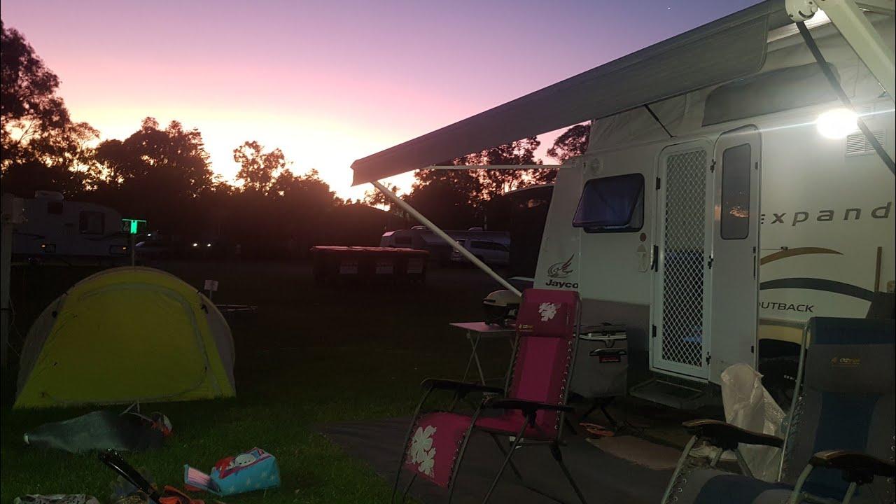 Big 4 Gold Coast camping - YouTube