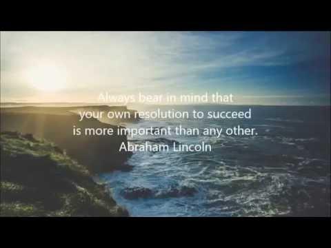 Abraham Lincoln Quotes Abraham Lincoln Quotes On Leadership