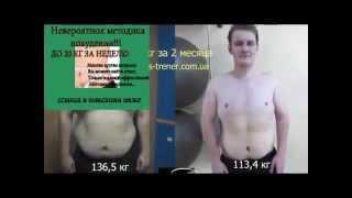 Отличная методика похудения, -15кг за несколько дней!