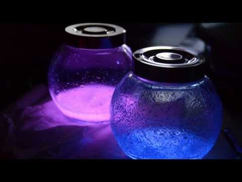 DIY FAIRY GLOWING JARS