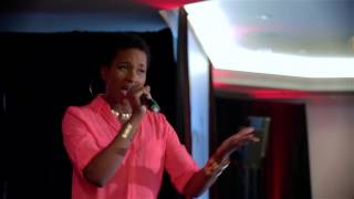 "Lakeisha Michelle Sings ""Life on Fire"" at Ignite!"