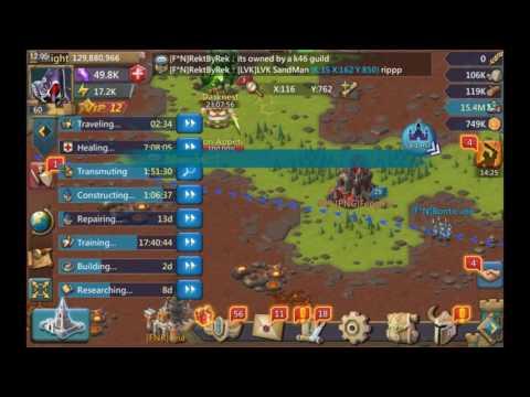 Lords Mobile - Kingdom Clash Solo