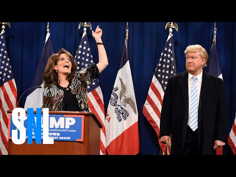 Palin Endorsement Cold Open - SNL