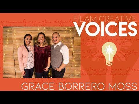 """VOICES"" [S1 Ep2]: NBC Executive Grace Borrero Moss on the Art of Hustling"