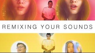 You sing