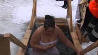 Купание на Крещение в Дюртюлях