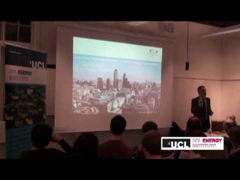 UCL-Energy seminar: ENERGY: A SECTOR IN TRANSITION, Christoph Frei, World Energy Council