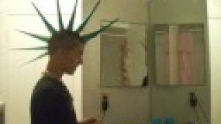 How to make a liberty spike Mohawk