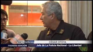 Trujillo: PNP captura a tres sujetos por robar en un colegio