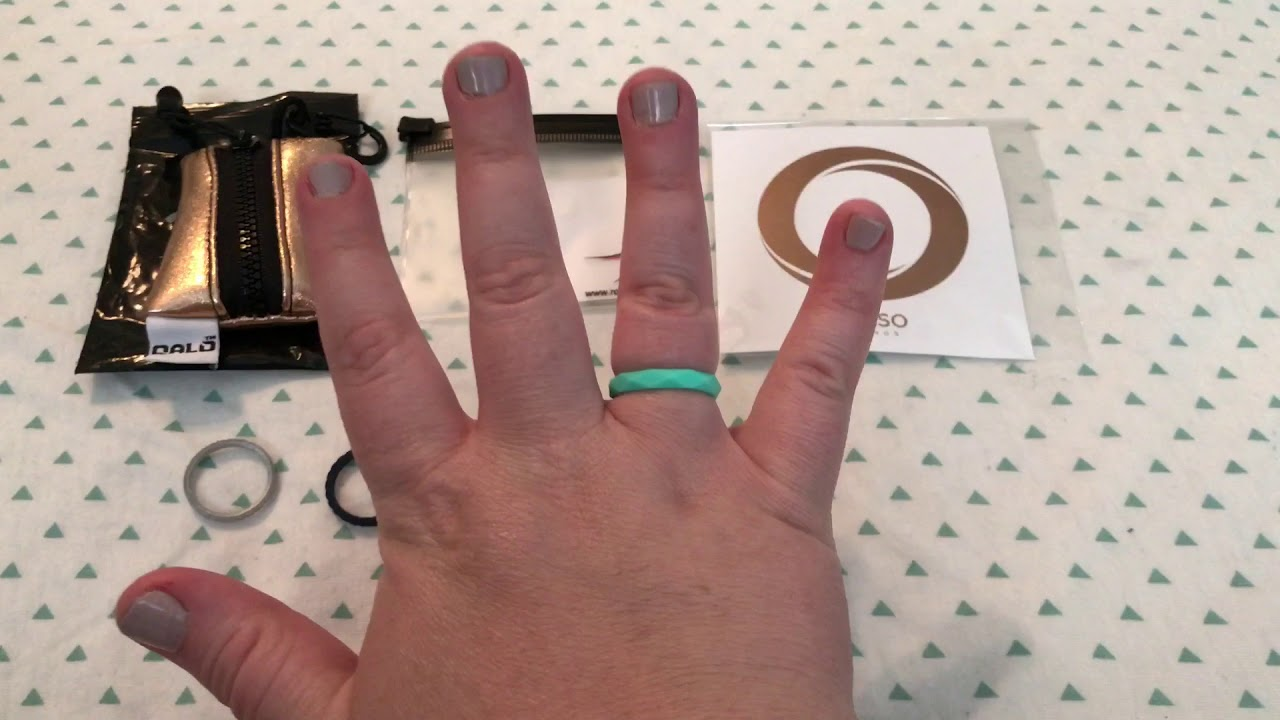 Qalo Vs Enso Vs Roq Silicone Wedding Ring Review Youtube