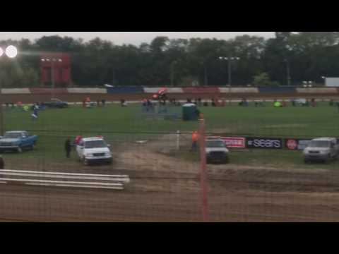 Tim Shaffer Qualifying  Terre Haute Action Track