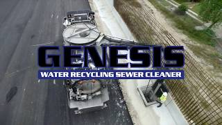 GENESIS Water Recycler from Cappellotto by Sewer Equipment