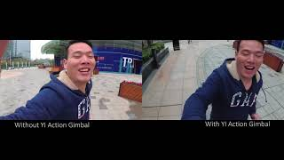 YI Action Gimbal [YI Handheld Gimbal 2] Hands On: Get the basics right #SamiLuo
