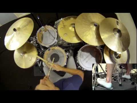 Periphery - Ragnarok Drum Cover by Troy Wright