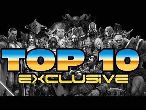 Best Free to Play MMO Games of 2013 - TOP 10