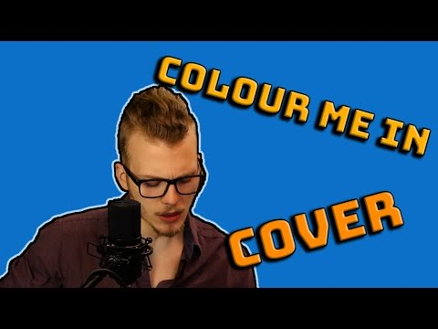 Colour me in - Damien Rice (Cover by Keith McDonald)