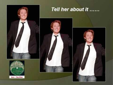 Clay Aiken With Decca Records