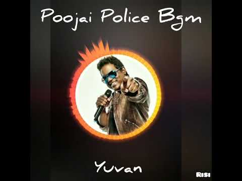 Yuvan Best Mass Bgm | Poojai Sathyaraj Bgm | WhatsApp Status