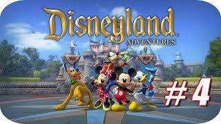 Disneyland Adventures - Gameplay Español - Capitulo 4 - Descubriendo Nunca Jamás