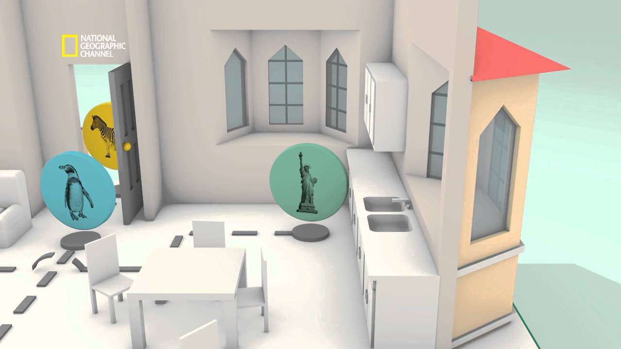 le palais mental une des m thodes les plus efficaces pour d velopper sa m moire youtube. Black Bedroom Furniture Sets. Home Design Ideas
