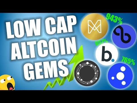 Top 5 Low Cap Altcoins That Will Explode In 2021! (100X Potential)