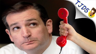 Ted Cruz Drunk After CNN Debate With Bernie Sanders